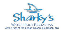 Sharkys Restaurant Dining Ocean Isle Beach NC
