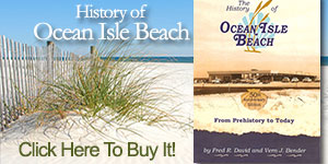History of Ocean Isle Beach NC